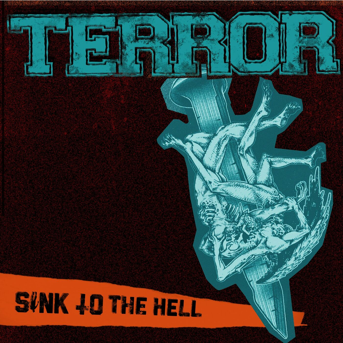 Terror - Sink to The Hell [EP] (2020)