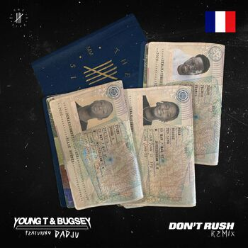 Don't Rush (feat. Dadju) cover