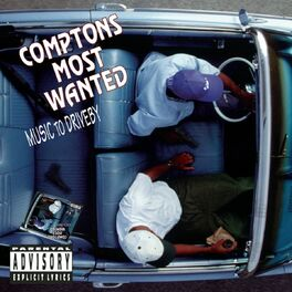 Album cover of Music To Driveby