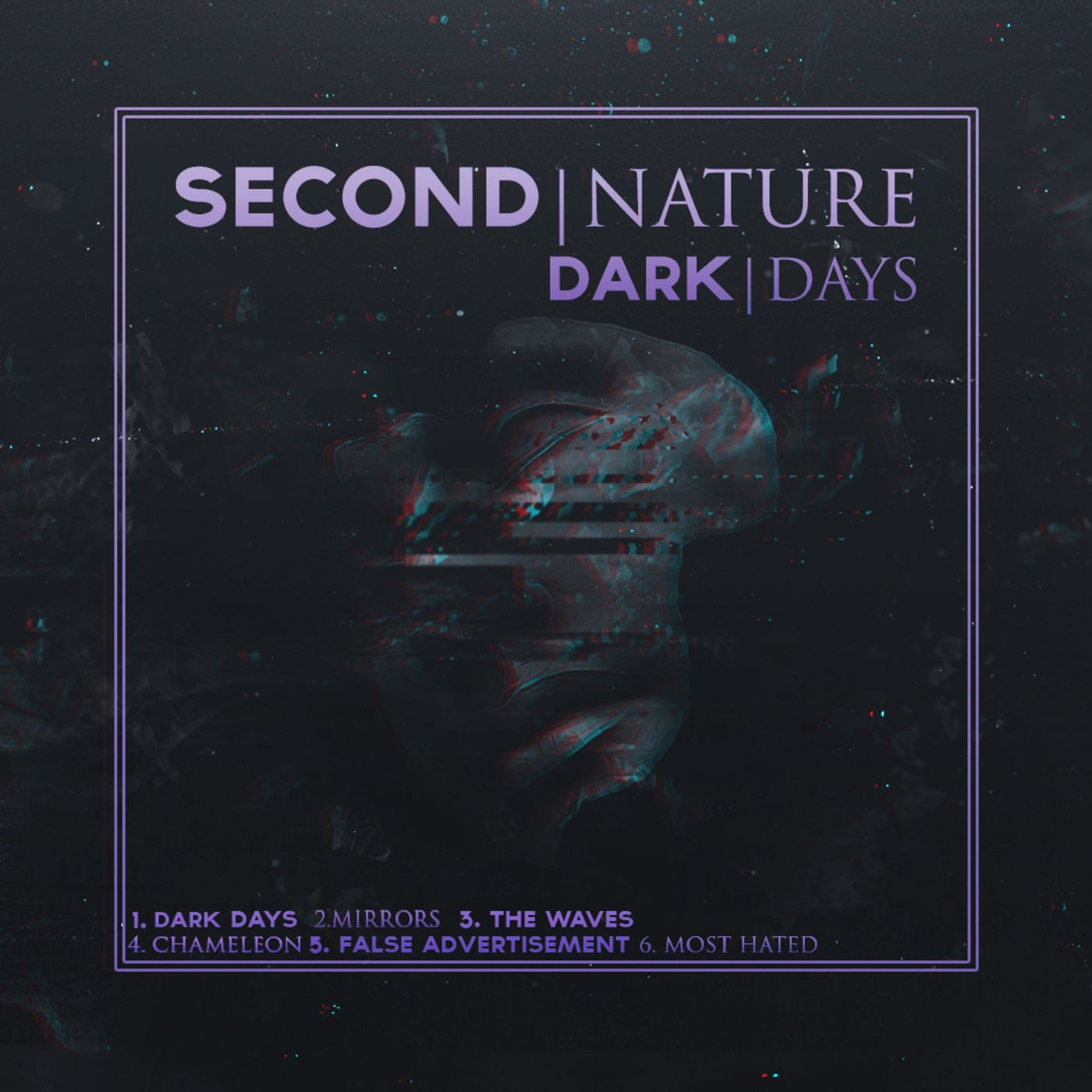 Second Nature - Dark Days [EP] (2020)