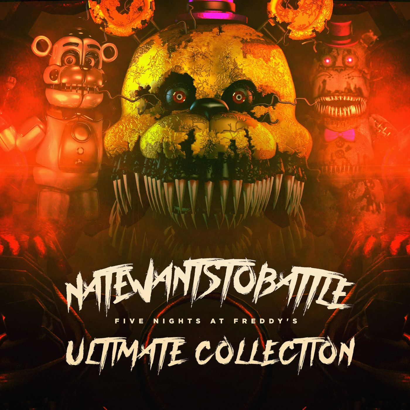 NateWantsToBattle - Five Nights at Freddy's (Ultimate Collection) (2019)