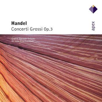 Handel : Concerto grosso in B flat major Op.3 No.2 : II Largo cover