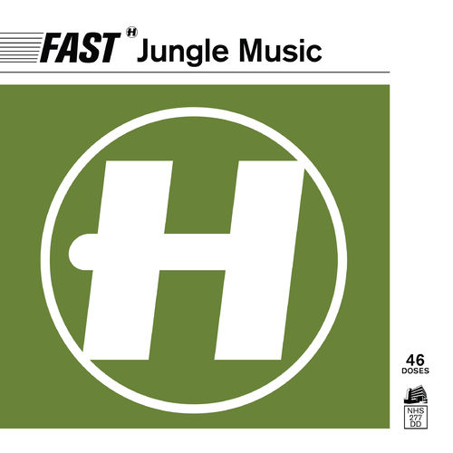 VA - Fast Jungle Music (Exclusive Commentary Version) 2015 (LP)