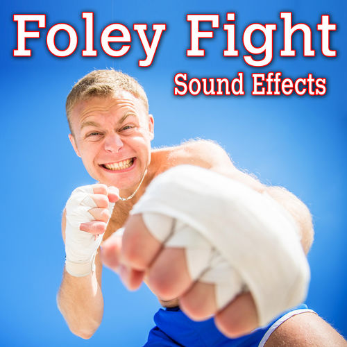 The Hollywood Edge Sound Effects Library: Foley Fight Sound
