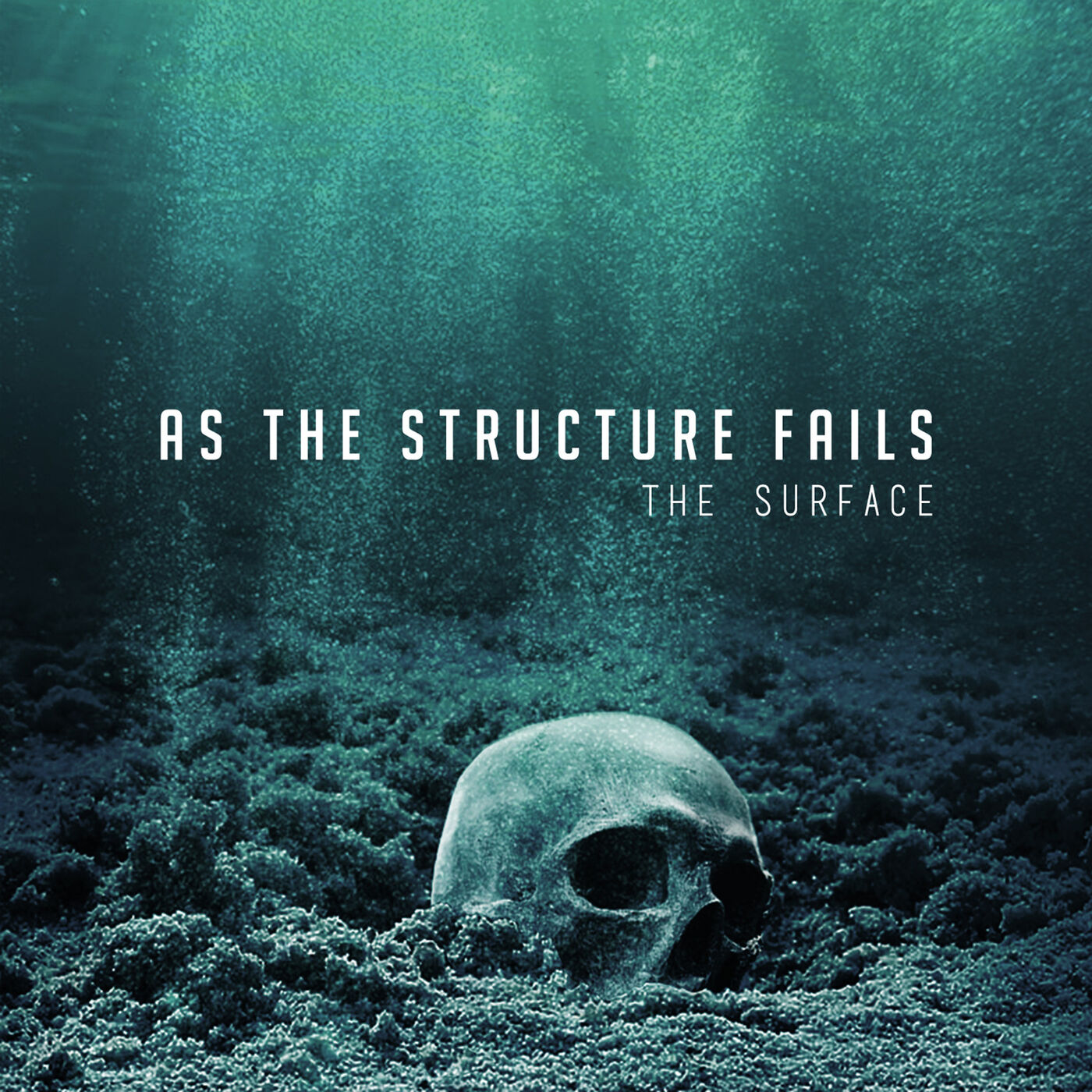 As The Structure Fails - The Surface [single] (2020)
