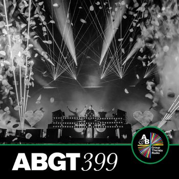 Dark Days (ABGT399) cover