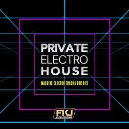 Album cover of Private Electro House (Massive Electro Tracks for DJ's)