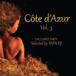 Album cover of Cote D'Azur, Vol. 3