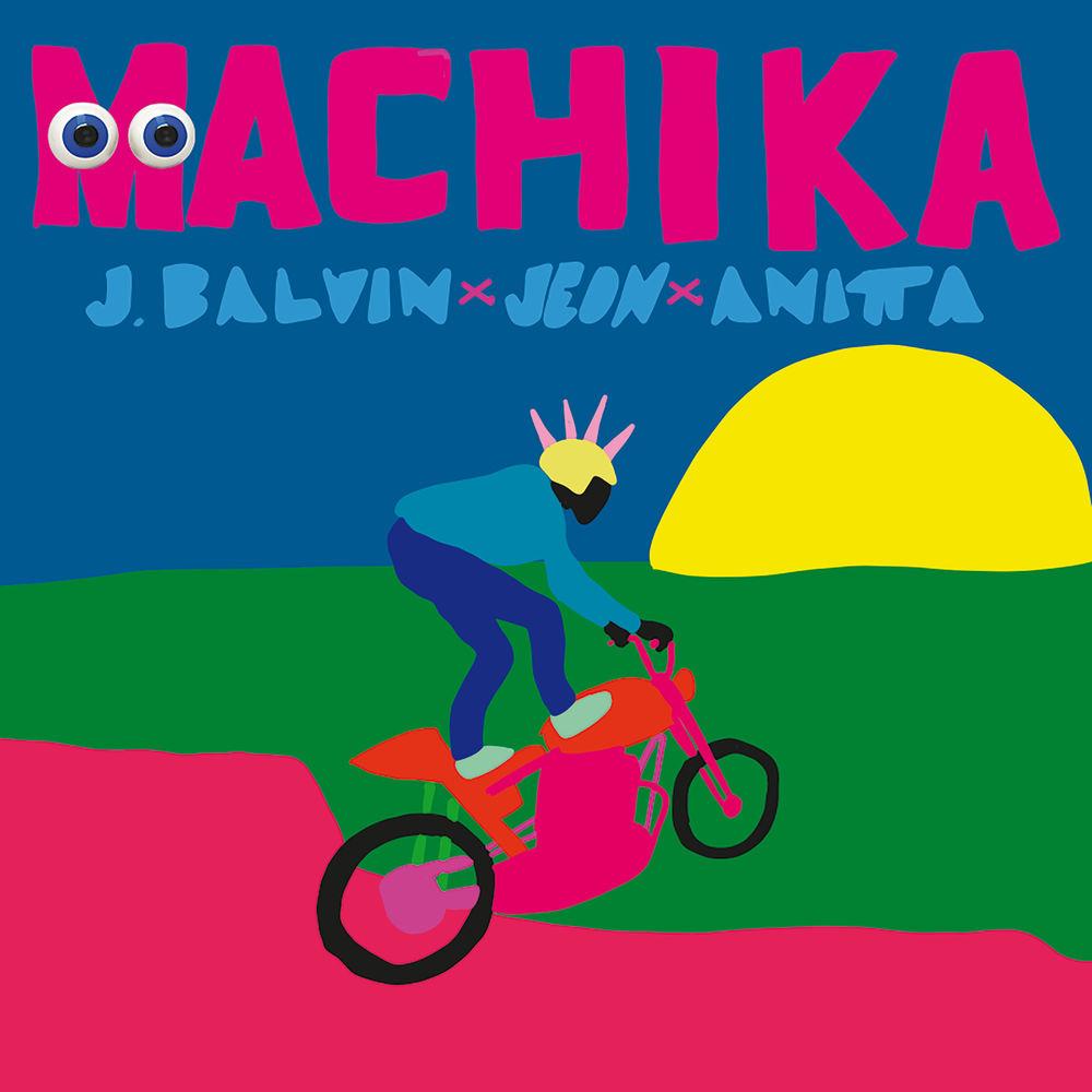 Baixar Machika, Baixar Música Machika - J Balvin, Jeon, Anitta 2018, Baixar Música J Balvin, Jeon, Anitta - Machika 2018