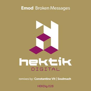 Broken Messages (Soulmach's Deeper Remix) cover