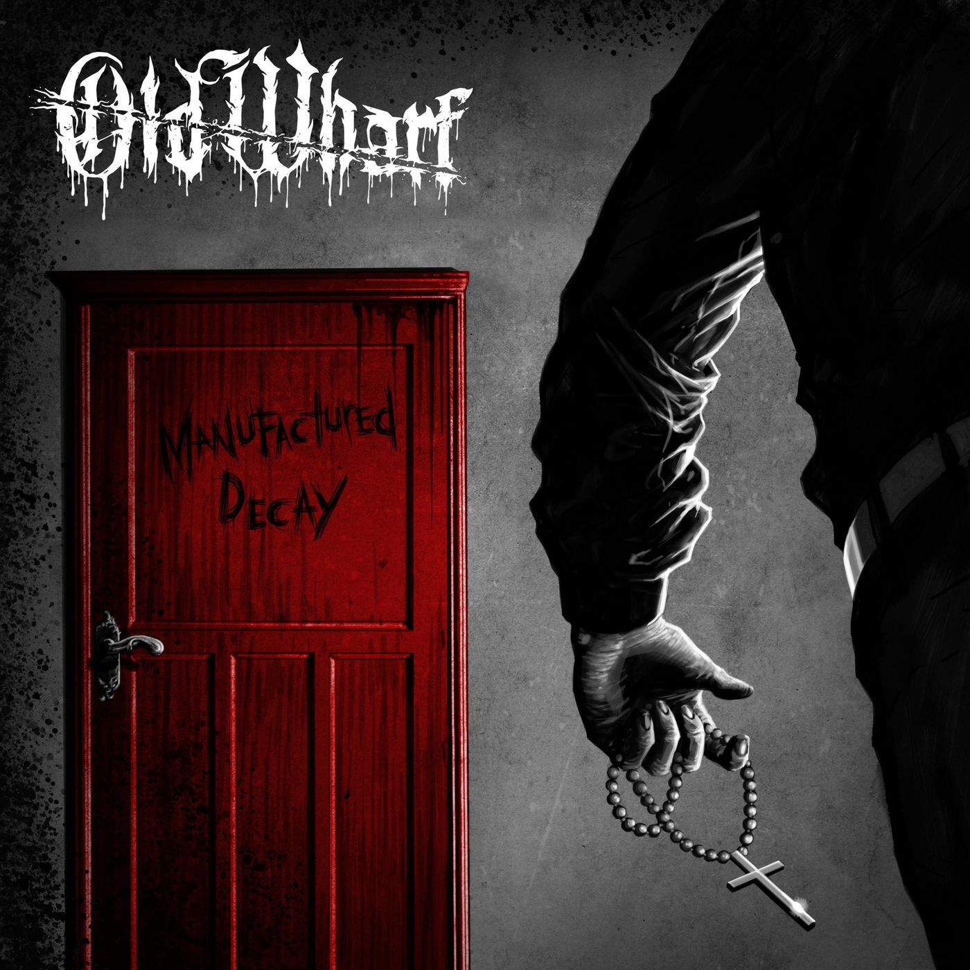 Old Wharf - Manufactured Decay [single] (2021)