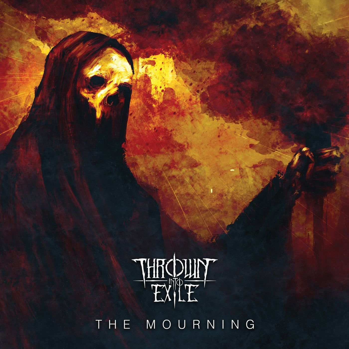 Thrown into Exile - The Mourning [single] (2020)