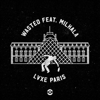 WASTED (feat. Milkala) cover