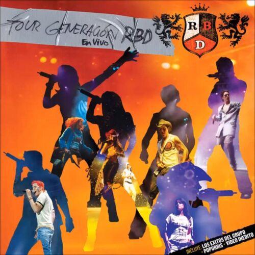 Baixar CD Tour Generacion Rbd (En Vivo) – RBD (2005) Grátis