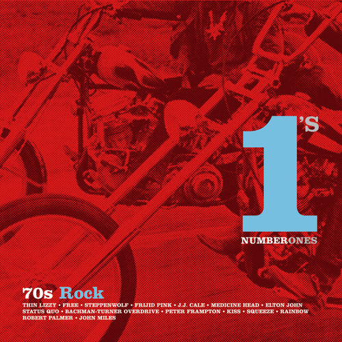 Various Artists: Number Ones - 70s Rock - Music Streaming - Listen