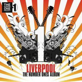 Album cover of Liverpool - The Number Ones Album