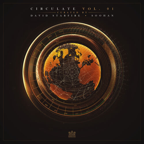 VA - Circulate, Vol. 1 Curated by David Starfire & SOOHAN [LP] 2019