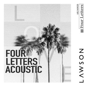 Four Letters cover