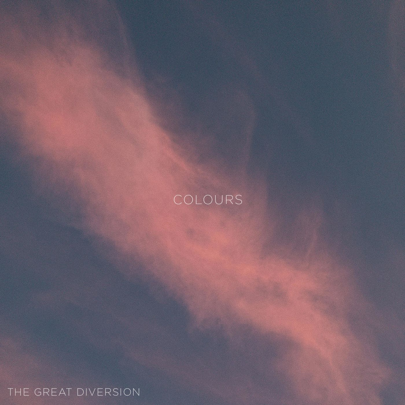 The Great Diversion - Colours [single] (2020)