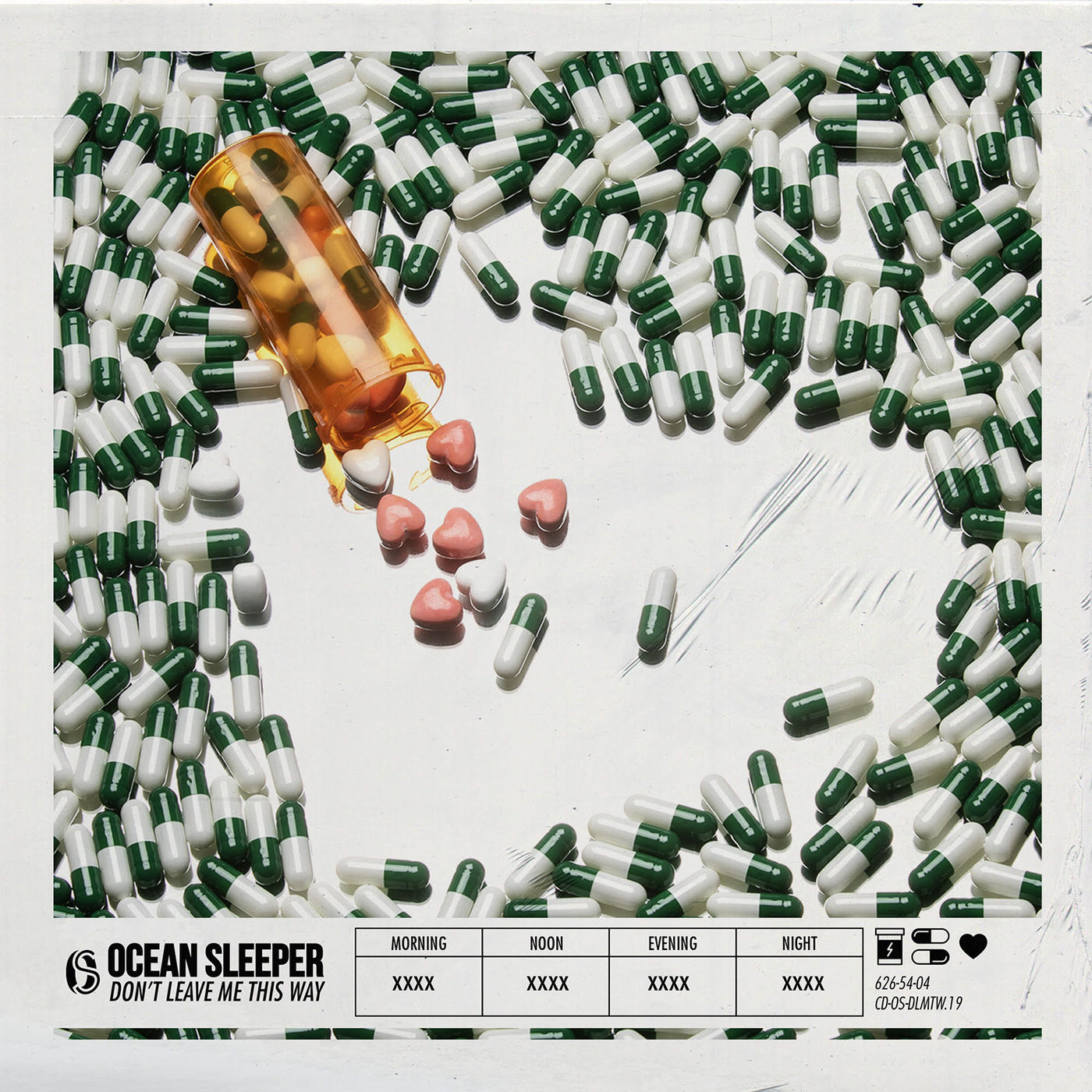 Ocean Sleeper - Killing Me [single] (2019)