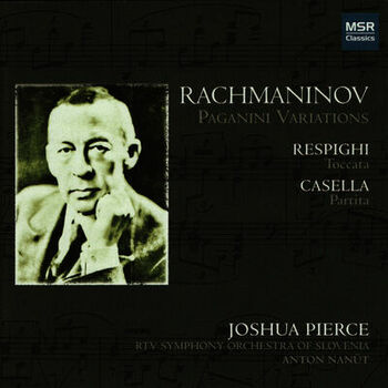 Rhapsody on a Theme of Paganini, Op. 43: Variation 6 - L'istesso tempo cover