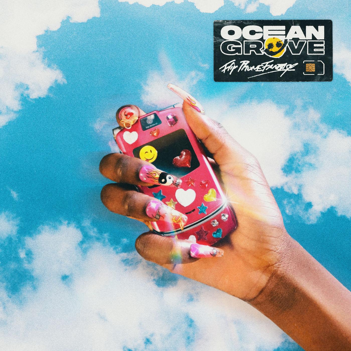 Ocean Grove - THOUSAND GOLDEN PEOPLE [single] (2020)