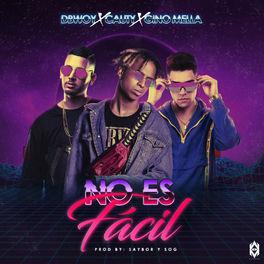 Album cover of No Es Fácil