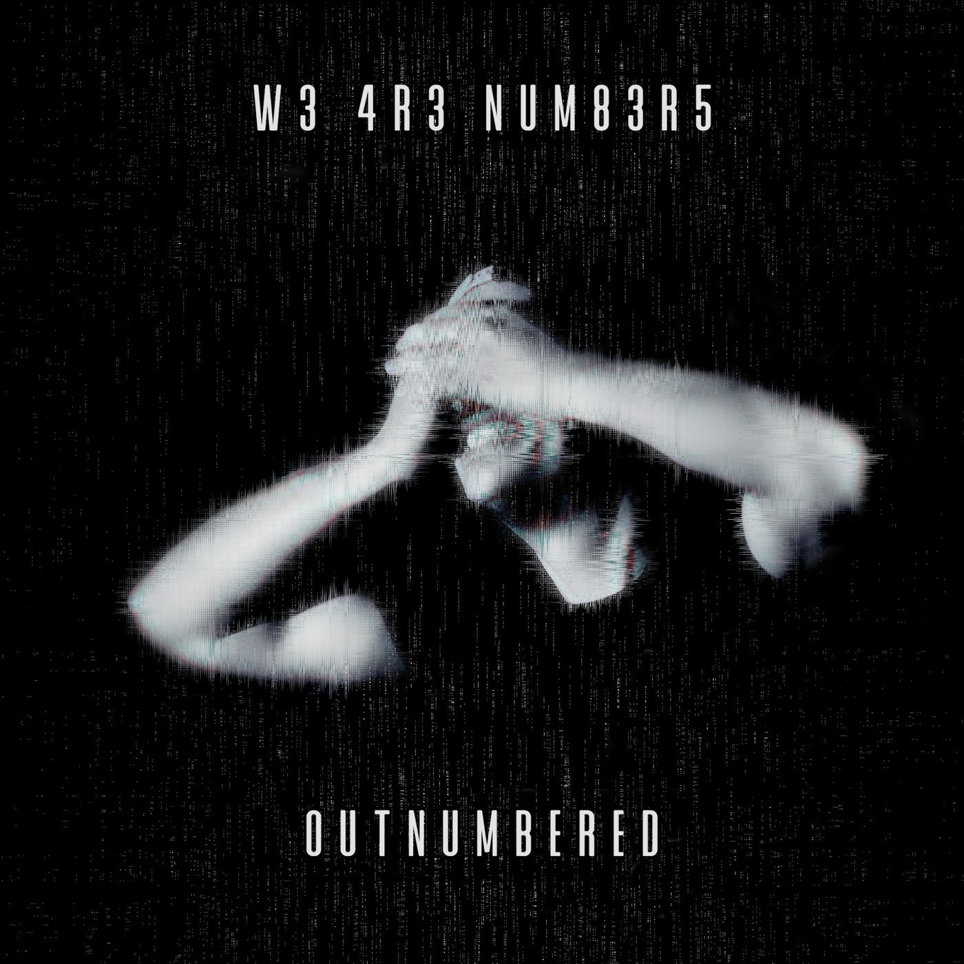 We Are Numbers - Outnumbered [single] (2020)