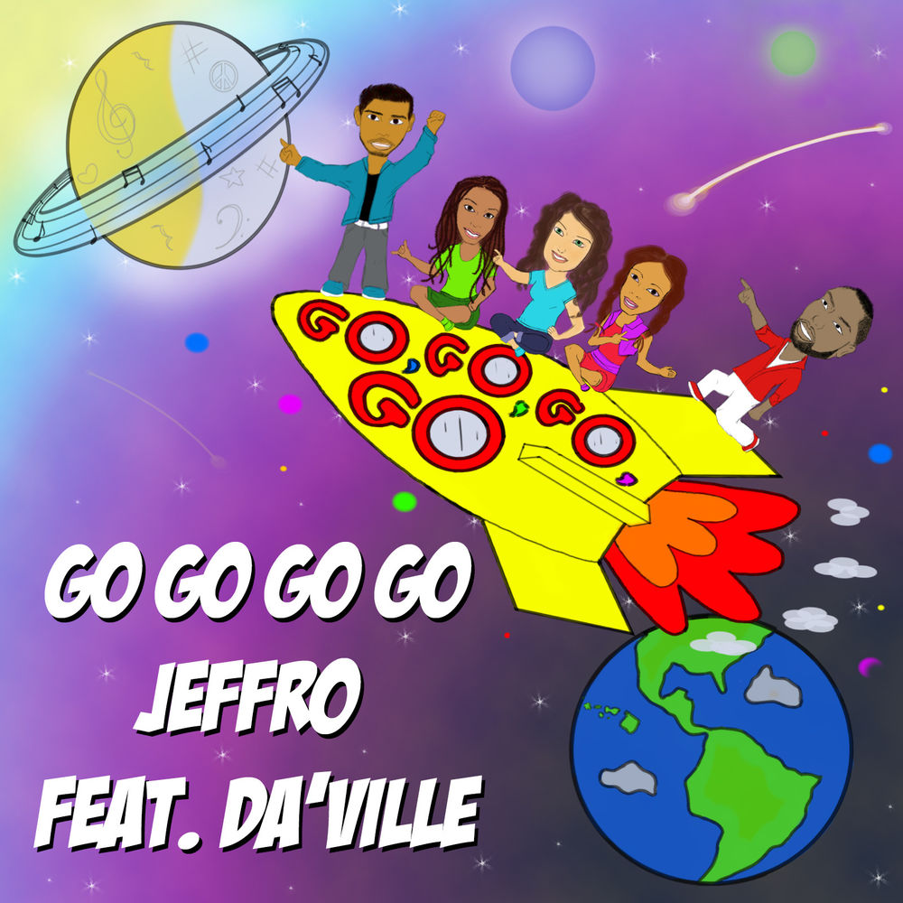 Go Go Go Go (feat. Da'Ville)
