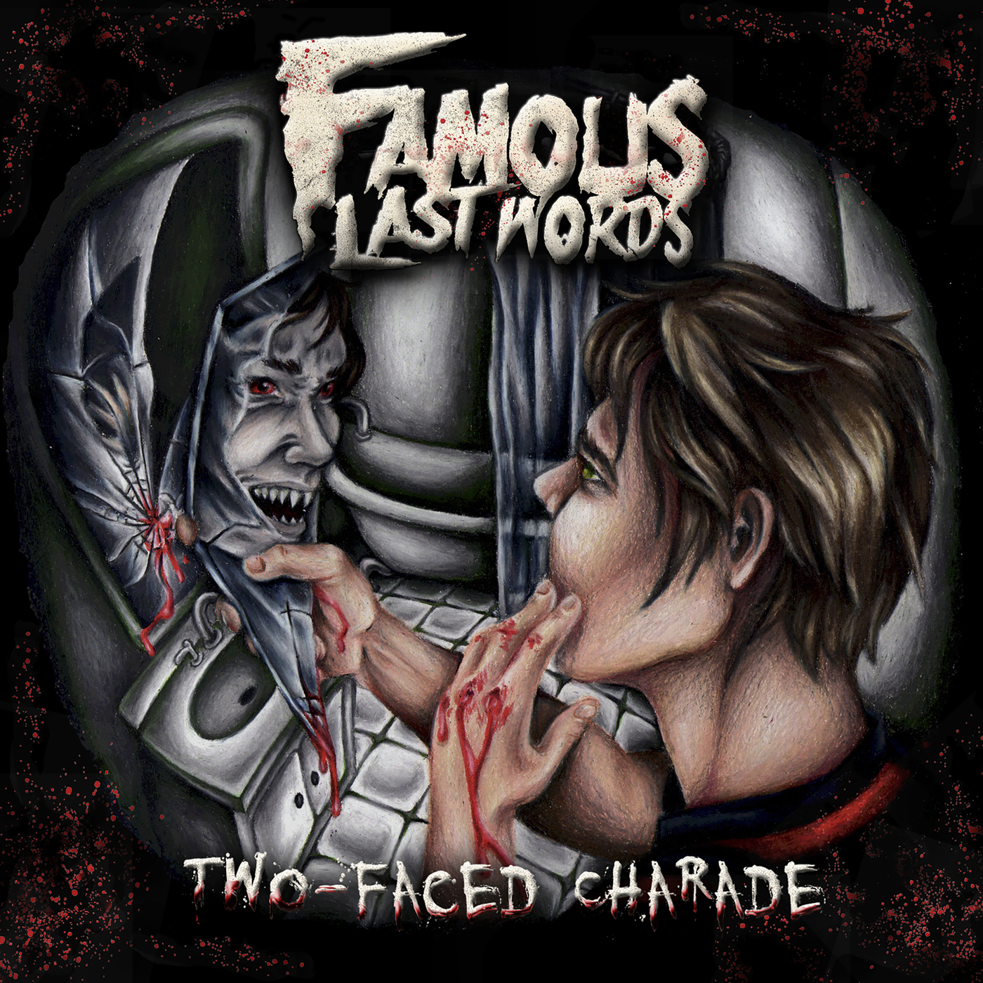 Famous Last Words - Two-Faced Charade (2013)