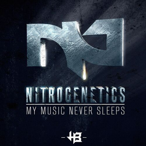 Nitrogenetics - My Music (never sleep) 2013 [EP]