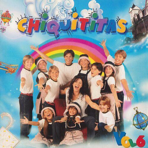Baixar CD Chiquititas, Vol. 6 – Chiquititas (2000) Grátis