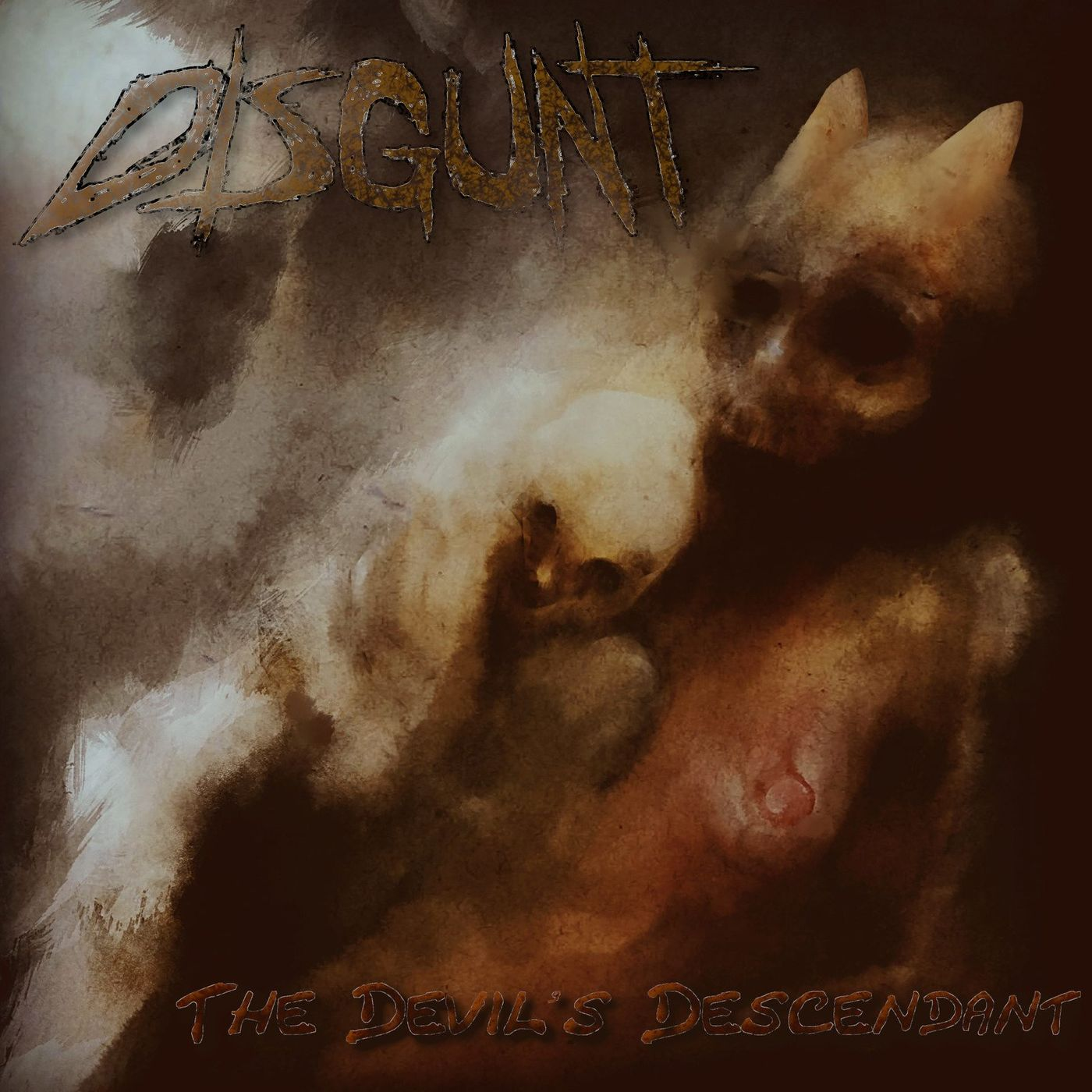 Disgunt - The Devil's Descendant [single] (2021)