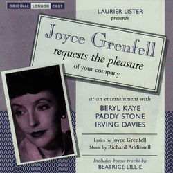Joyce Grenfell Requests The Pleasure Of Your Company Audiobook