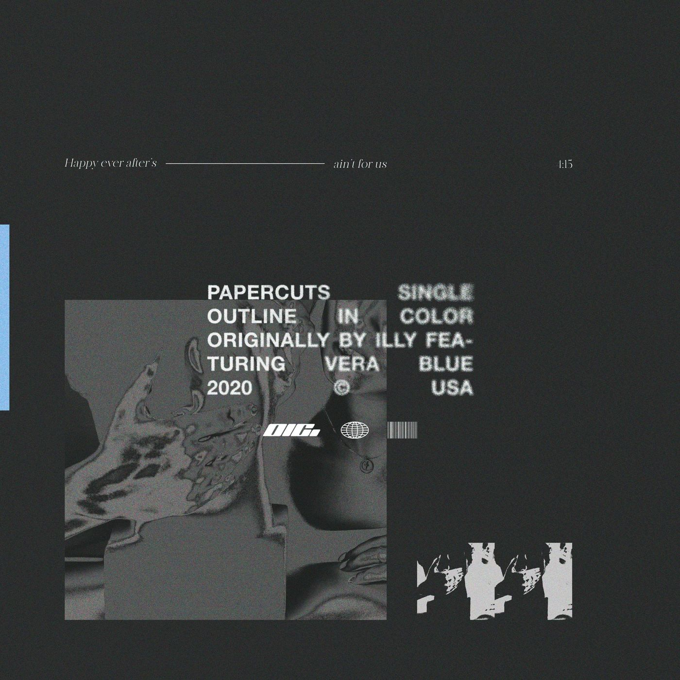 Outline In Color - Papercuts [single] (2020)