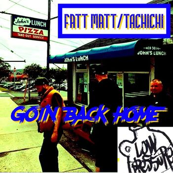 Goin' Back Home (feat. DJ Moves) cover