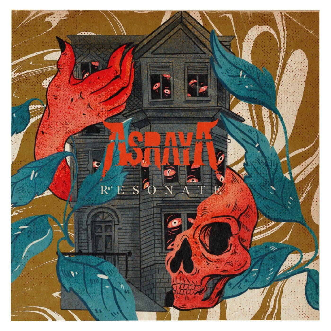 Asraya - Resonate [single] (2020)