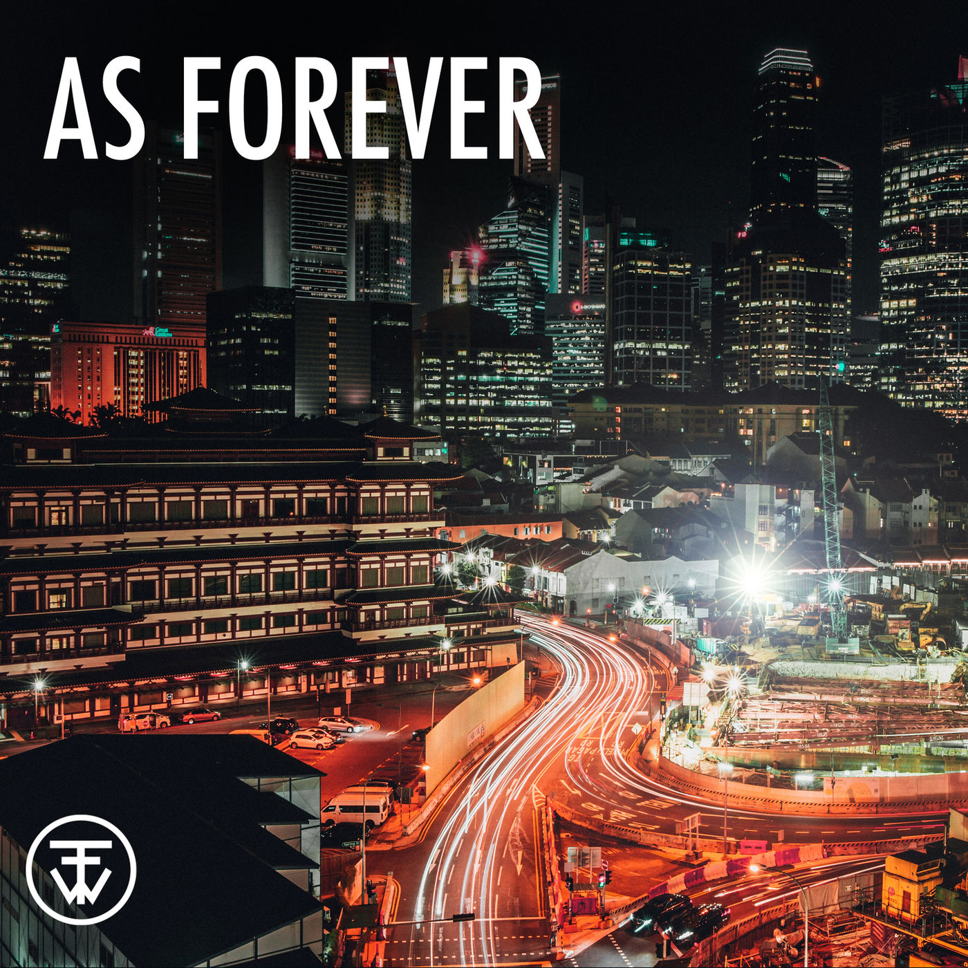 For the Win - As Forever [single] (2019)