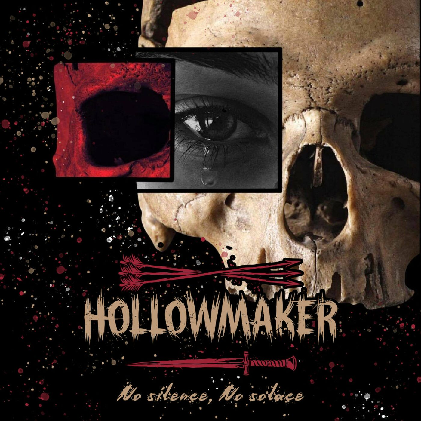 Hollowmaker - No Silence, No Solace (2021)