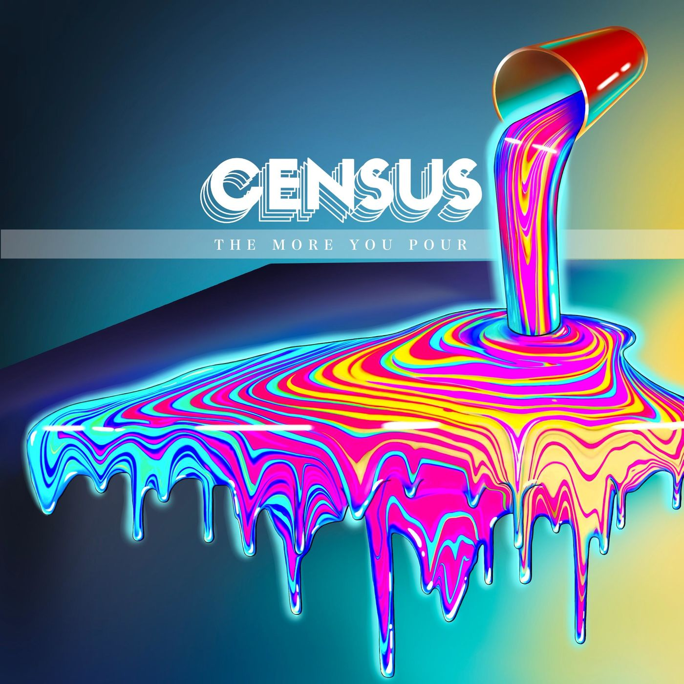 Census - The More You Pour [single] (2019)