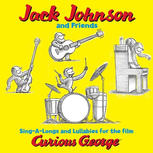 Baixar CD Jack Johnson And Friends: Sing-A-Longs And Lullabies For The Film Curious George – Jack Johnson Grátis