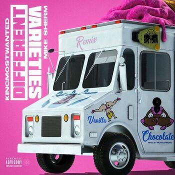 Different Varieties (Remix) cover
