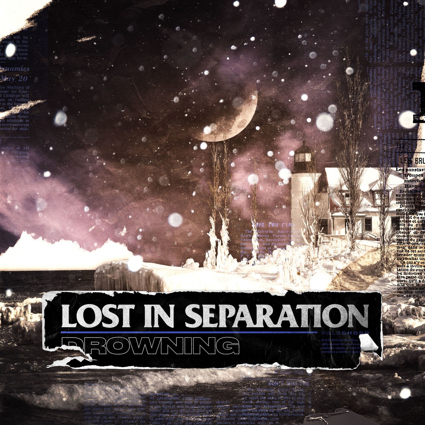 Lost in Separation - Drowning [single] (2019)