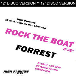 Album cover of Rock The Boat