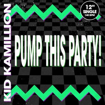Pump This Party cover