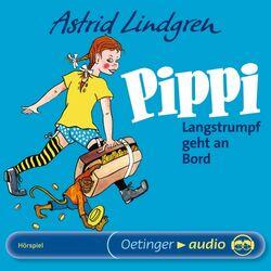 Pippi Langstrumpf geht an Bord (Hörspiel)