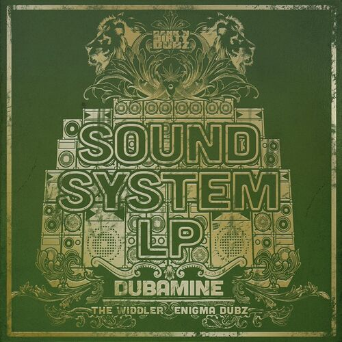 Dubamine - Soundsystem LP 2014