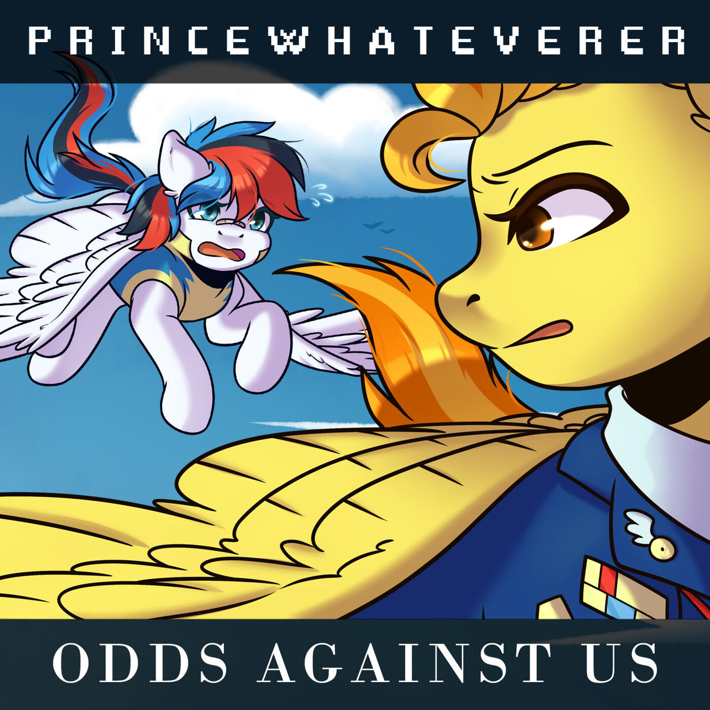 PrinceWhateverer - Odds Against Us [single] (2020)