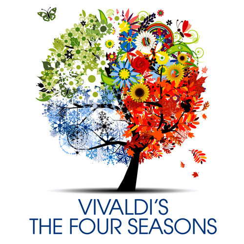 "Baixar CD Vivaldi's ""The Four Seasons"" – English Chamber Orchestra, Leonard Slatkin, José Luis Garcia Grátis"