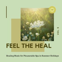 Album cover of Feel the Heal - Healing Music for Pleasurable Spa in Summer Holidays, Vol. 9